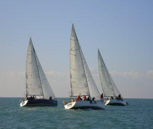 2005: Trofeo invernale forSailing