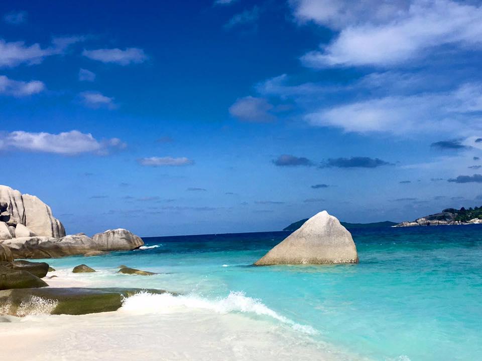 Pasqua 2016: le Seychelles in catamarano