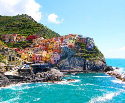 Italia – Cinque Terre