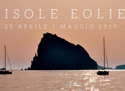 Ponte 25 aprile 2019: Isole Eolie