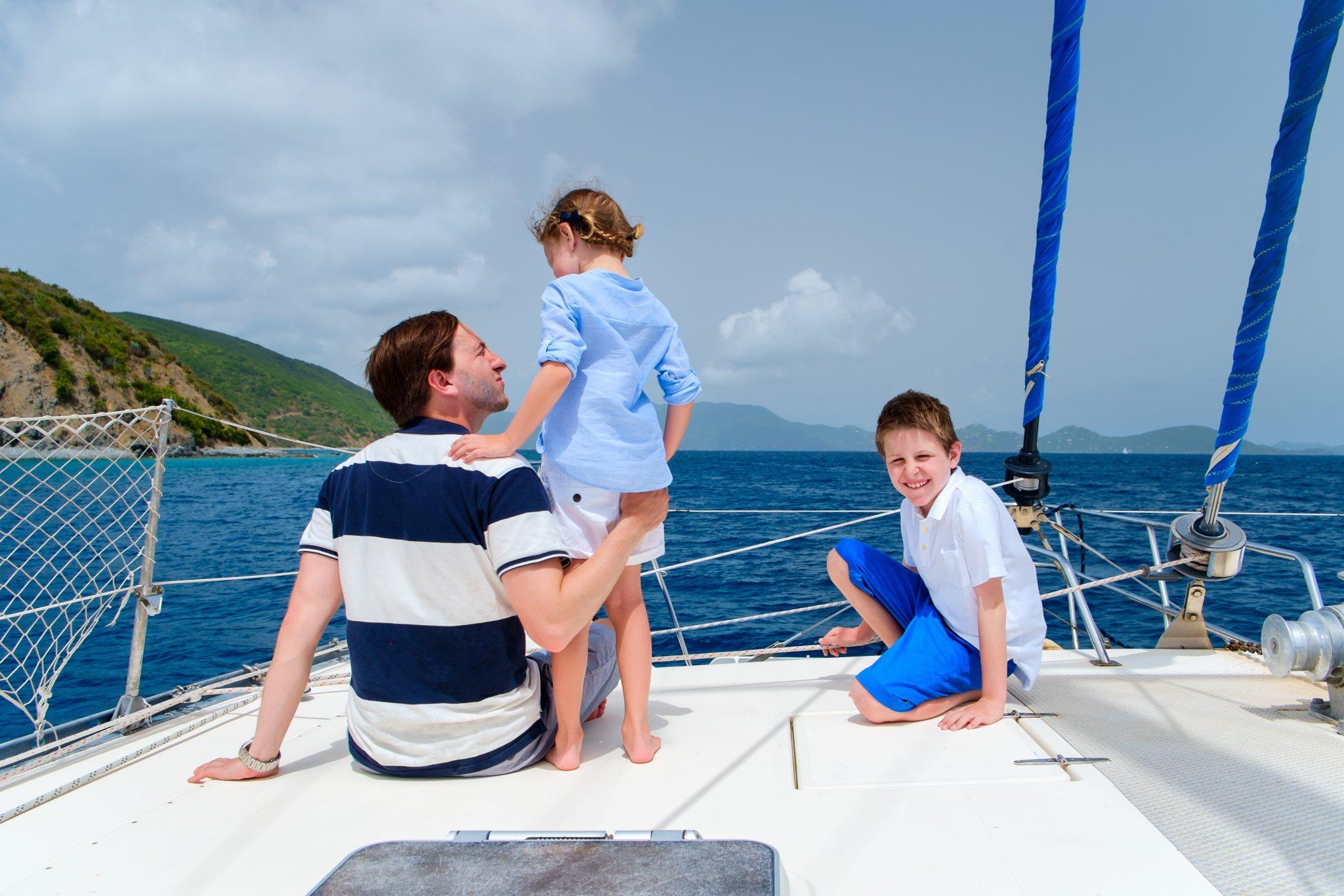 Flottiglia in famiglia